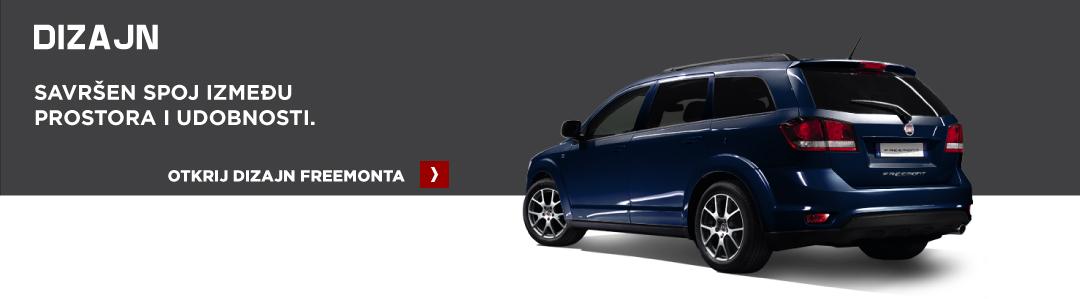 Fiat Freemont dizajn
